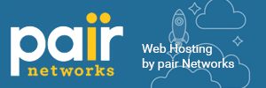 Web Hosting by pair Networks