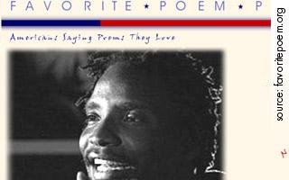 Favorite Poem Project