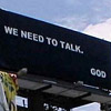 We Need to Talk - God